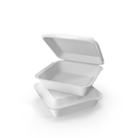Cardboard Takeout Boxes PNG & PSD Images