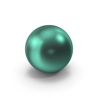 Blue-Green Ball PNG & PSD Images