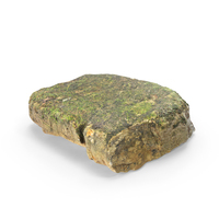 Mossy Rock PNG & PSD Images