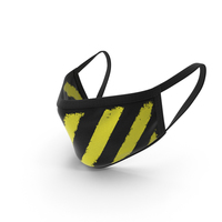 Mask Striped PNG & PSD Images