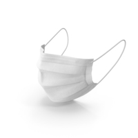 Mask White PNG & PSD Images