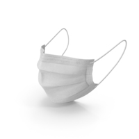 Mask White Transparent PNG & PSD Images