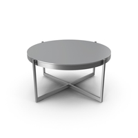 Dune Round Coffee Table PNG & PSD Images