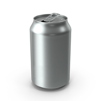 Beverage Can Standard 330ml Open PNG & PSD Images