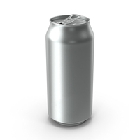Beverage Can Standard 440ml Open PNG & PSD Images