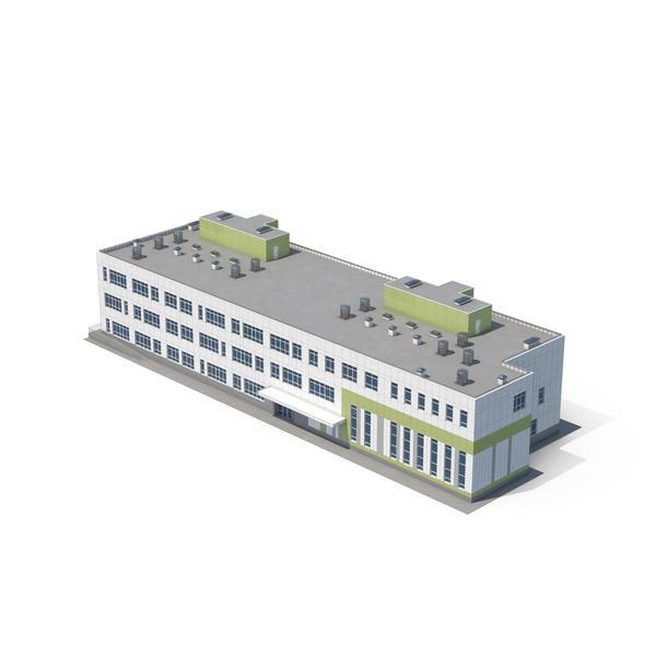 Hospital Building PNG & PSD Images
