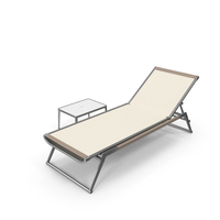 B&B Italia Chaise Lounge PNG & PSD Images