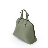 Women's Bag Green PNG & PSD Images