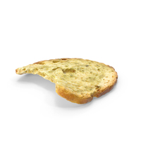 Bread Chip Roll Bitten PNG & PSD Images