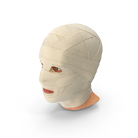 Bandaged Head PNG & PSD Images