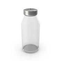 Vaccine Bottle Empty PNG & PSD Images