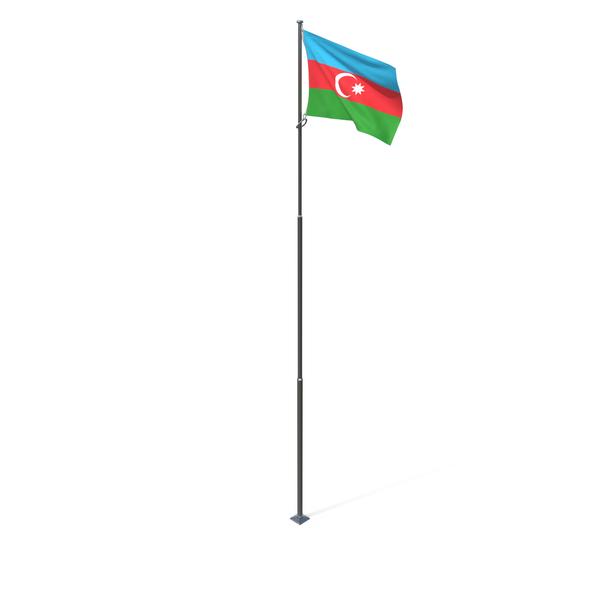 Flag of Azerbaijan PNG & PSD Images