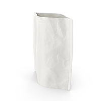 Stand Up Zipper Pouch 500g Open White PNG & PSD Images