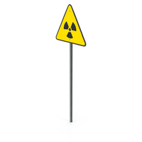 Radiation Sign PNG & PSD Images