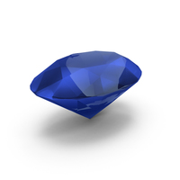 Diamond Oval Cut Sapphire PNG & PSD Images