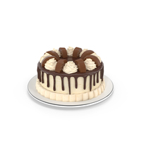 Peanut Butter Cake PNG & PSD Images