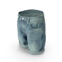 Denim Shorts PNG & PSD Images