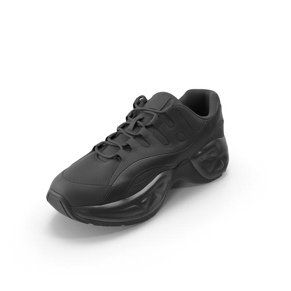 Men's Sneaker PNG & PSD Images