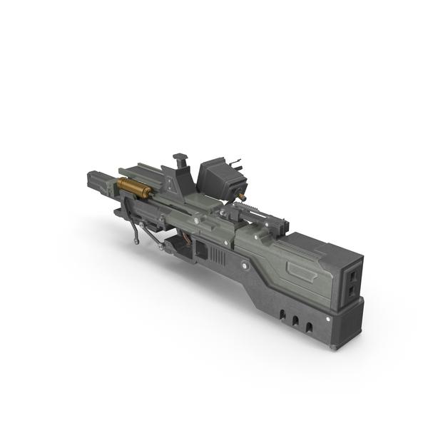 Plasma Rifle PNG & PSD Images