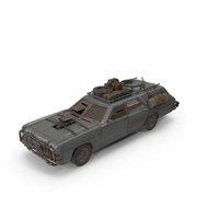 Post Apocalyptic Car PNG & PSD Images