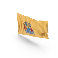 New Jersey Flag PNG & PSD Images