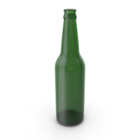 Beer Bottle Empty PNG & PSD Images
