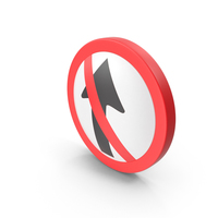 No Straight Road Sign PNG & PSD Images