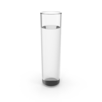 Chemistry Flask with Water PNG & PSD Images