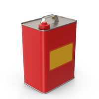 Old Gas Can PNG & PSD Images