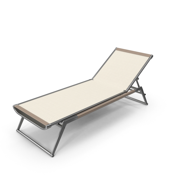 B&B Contemporary Chaise Lounge Chair PNG & PSD Images