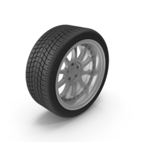 Tire With Rim PNG & PSD Images