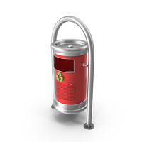 Public Recycle Bin PNG & PSD Images