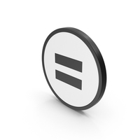 Icon Equal Symbol PNG & PSD Images