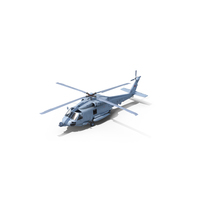 Seahawk Helicopter Denmark PNG & PSD Images