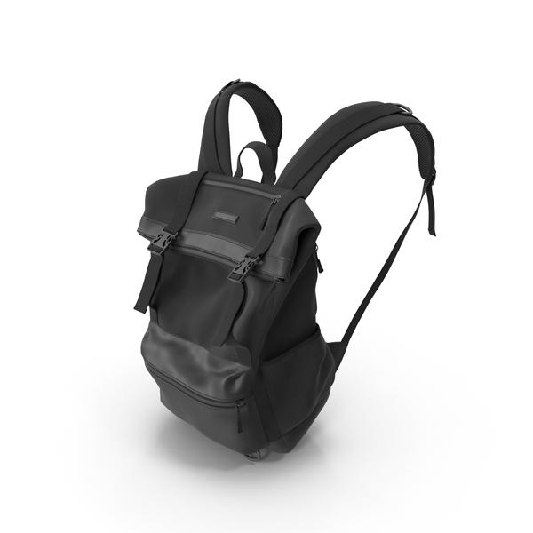Men's Backpack PNG & PSD Images