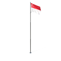 Flag of Singapore PNG & PSD Images