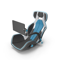 Futuristic Chair PNG & PSD Images