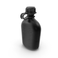 Plastic Canteen PNG & PSD Images