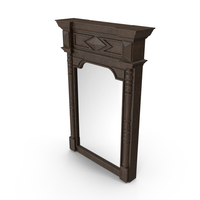 Old Mirror PNG & PSD Images