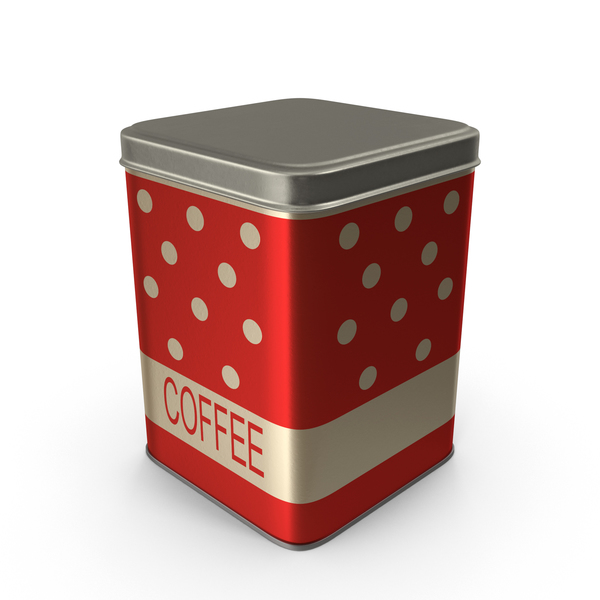 Old Soviet Coffee Jar PNG & PSD Images