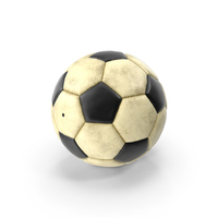 Dirty Soccer Ball PNG & PSD Images