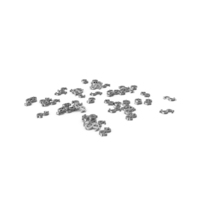 Dollar Signs Steel PNG & PSD Images