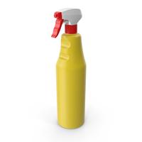 Spray Detergent Bottle PNG & PSD Images