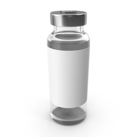 Injection Bottle PNG & PSD Images