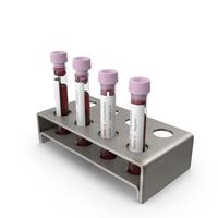 Coronavirus Blood Samples Mixed PNG & PSD Images