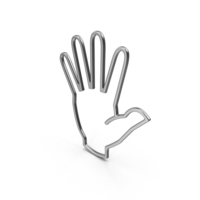 Hand Symbol PNG & PSD Images