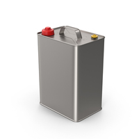 Gas Can Chrome PNG & PSD Images