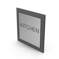 Piktogramm Kitchen Sign PNG & PSD Images