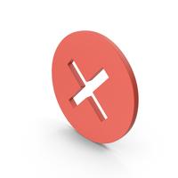 Delete Symbol PNG & PSD Images
