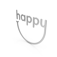 Happy Symbol PNG & PSD Images